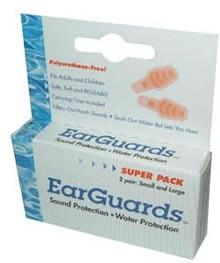 Earguards Ear Plugs