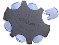 Oticon No Wax Pack of 5