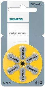Siemens Hearing Aid Batteries Size 10