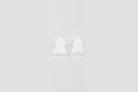 HD 392 Closed Domes - Pack Of 2