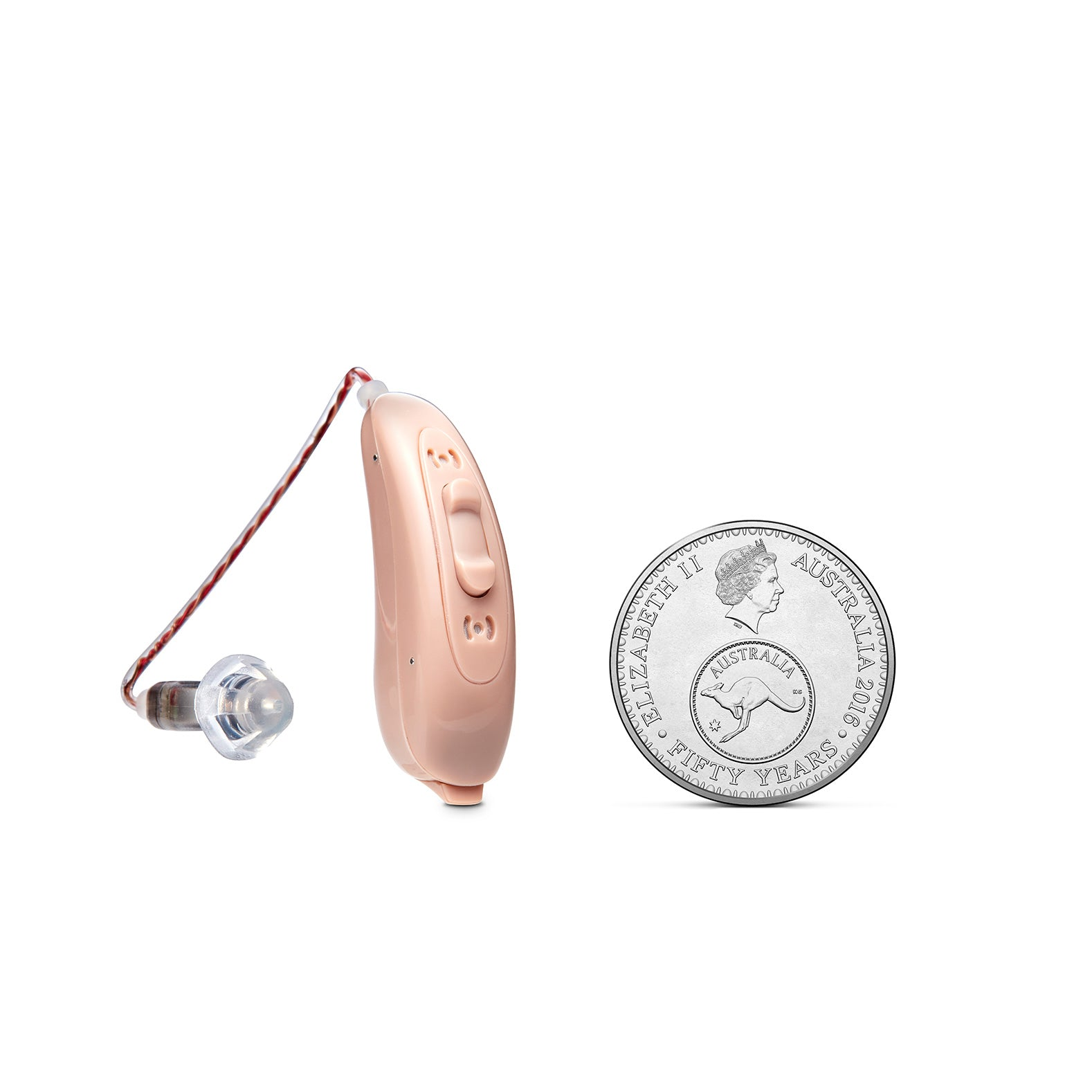 HD 295 RIC Digital Hearing Aid