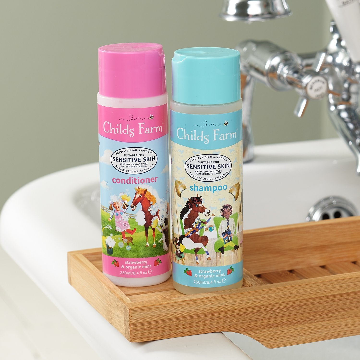 children's hair care | Childs Farm