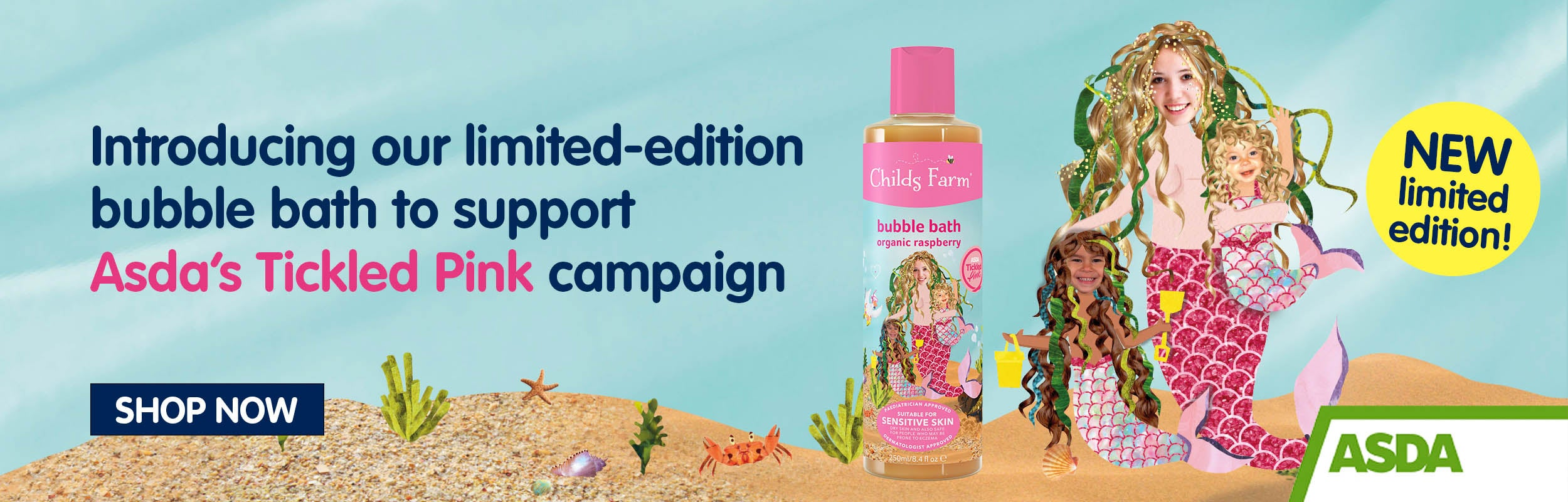 support Tickled Pink
