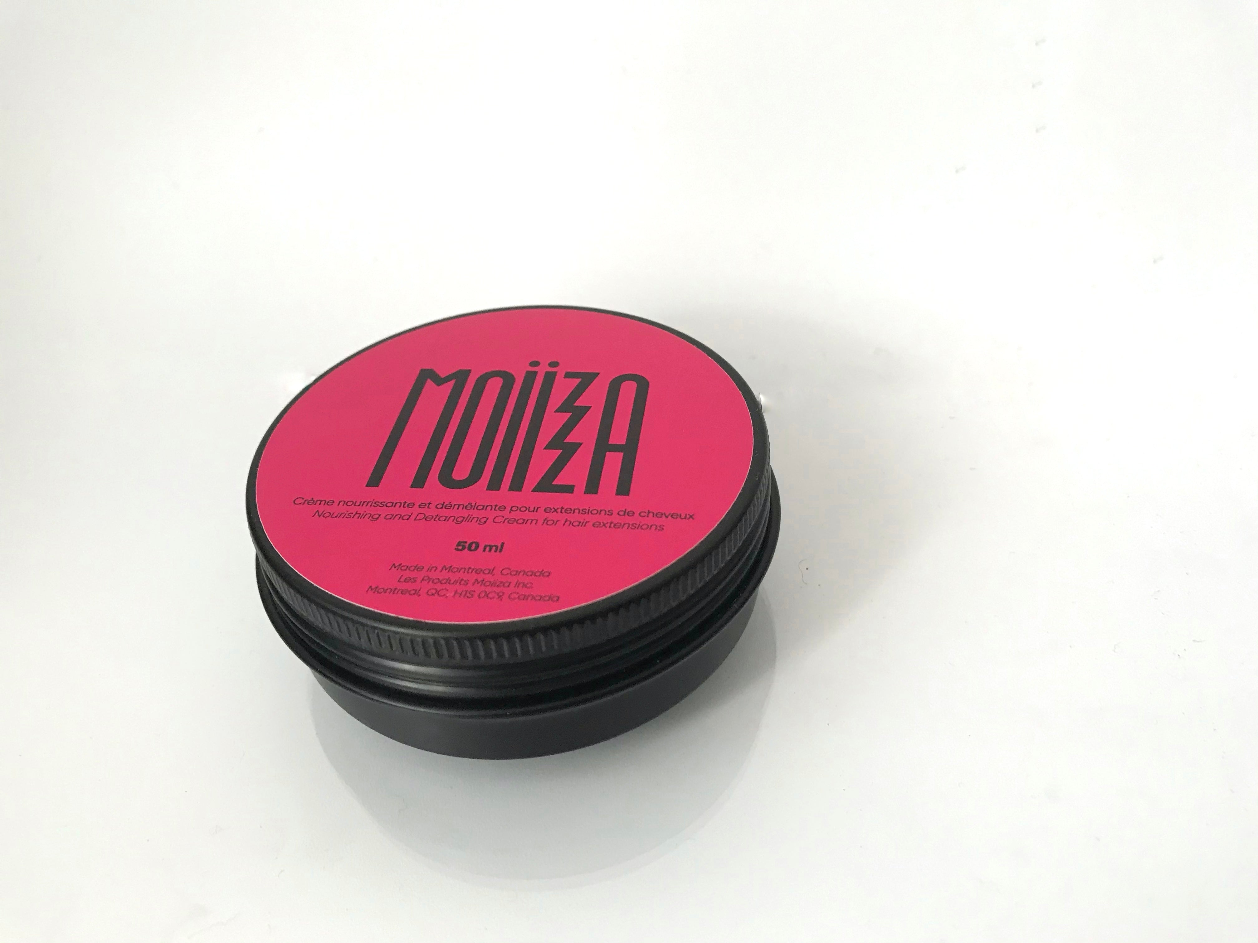 Moiiza 2oz - Hair Moisture Leave-In Treatment
