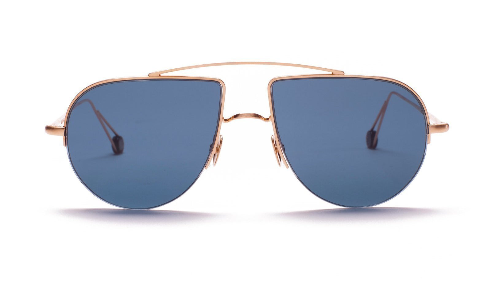 Ahlem Place d'Aligre Sunglasses Rose Gold
