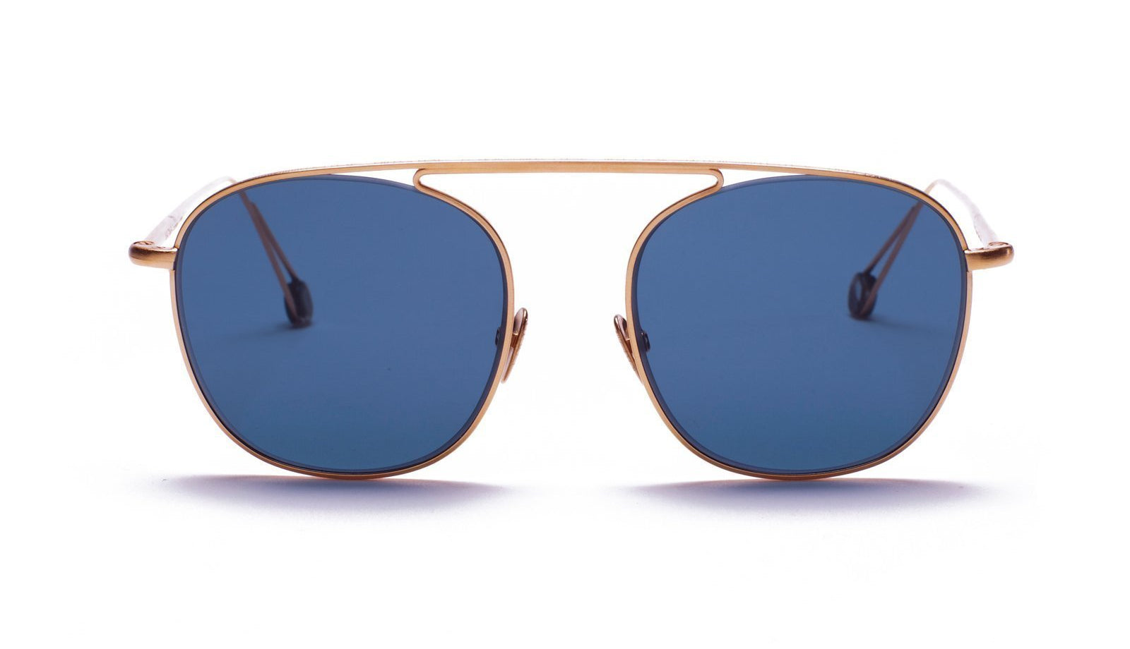 Ahlem Place d'Anvers Sunglasses Rose Gold