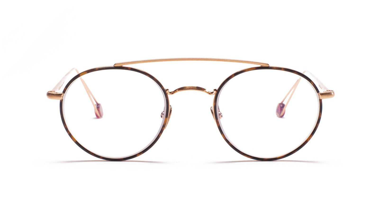 Ahlem Place de la Bastille Optical Rose Gold Windsor