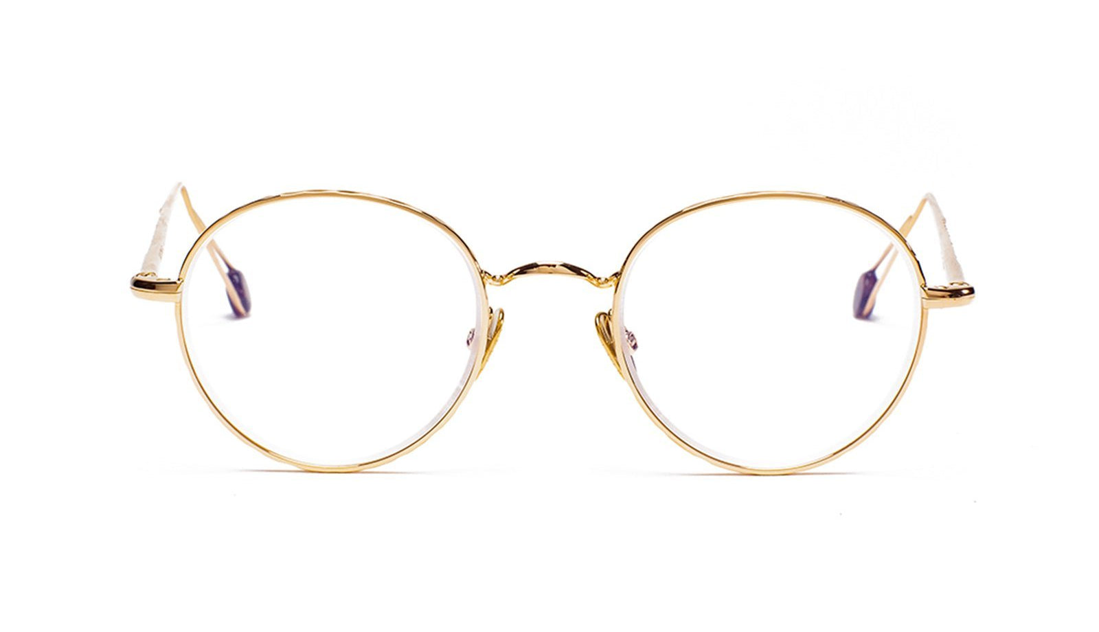 Ahlem Eyewear Beaubourg Champagne Optical