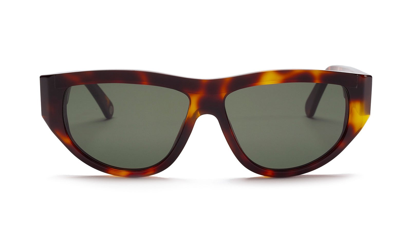 Ahlem Eyewear Bel Air Classic Turtle Sunglasses