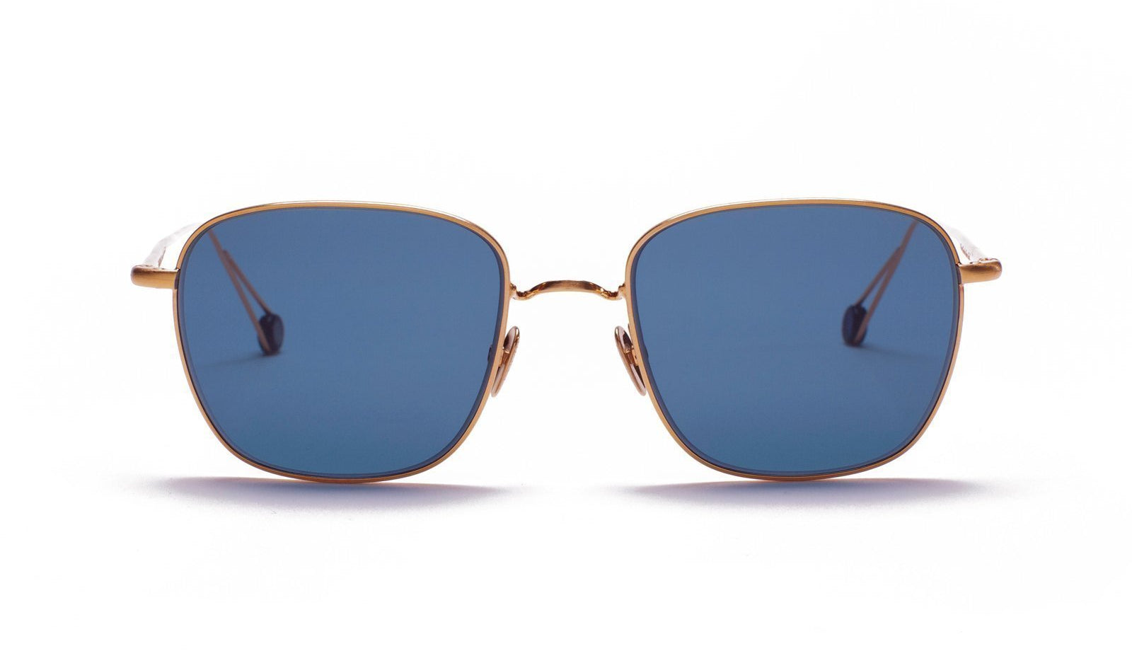 Ahlem Place Blanche Sunglasses Rose Gold