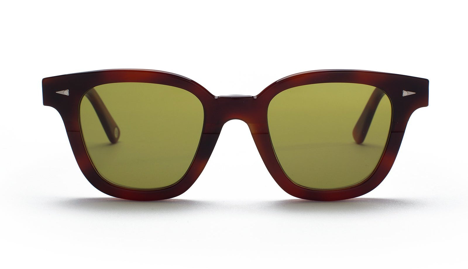 Ahlem Bonne Nouvelle Sunglasses Brown Turtle
