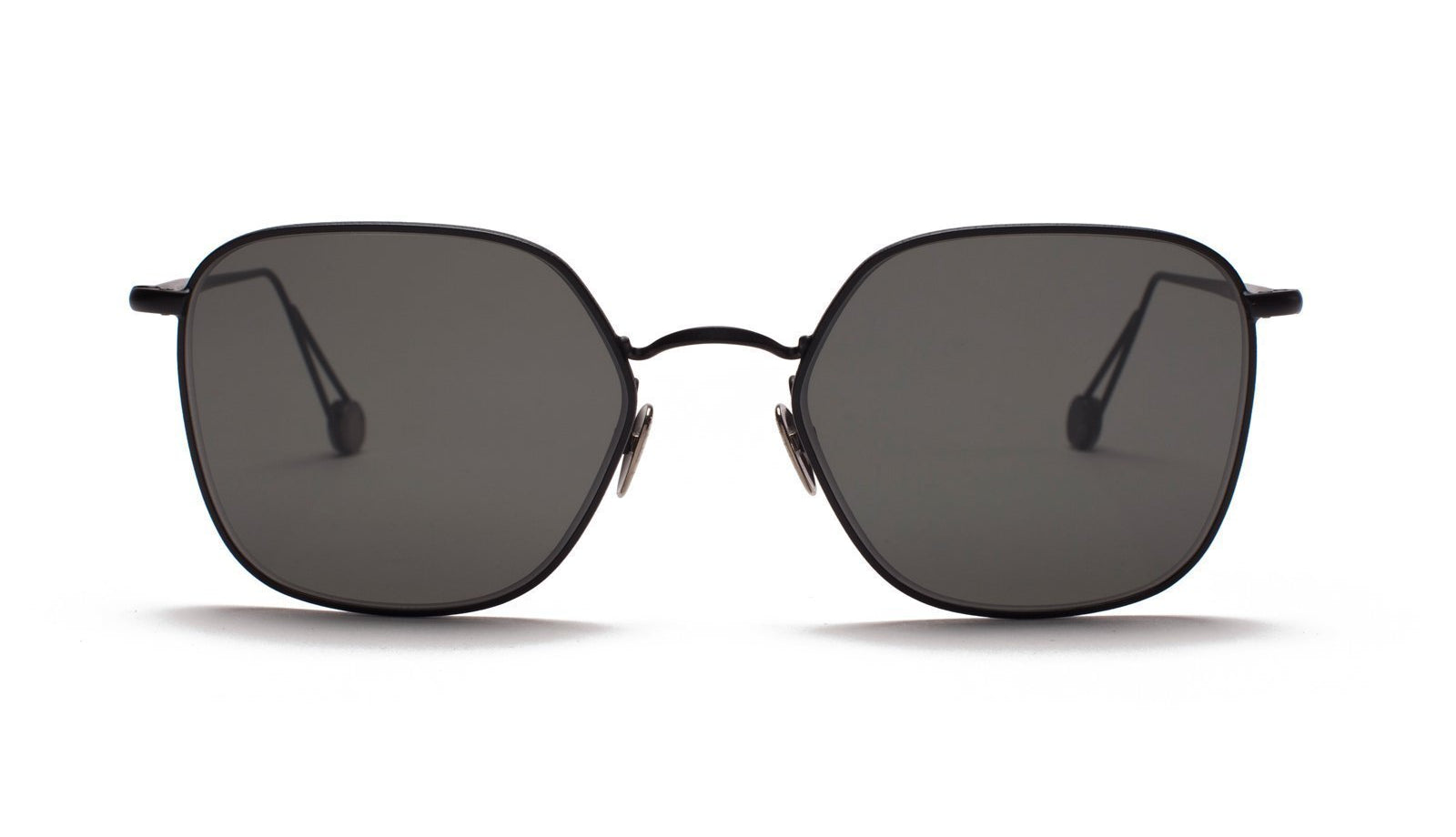 Ahlem Place de la Chapelle Sunglasses Black