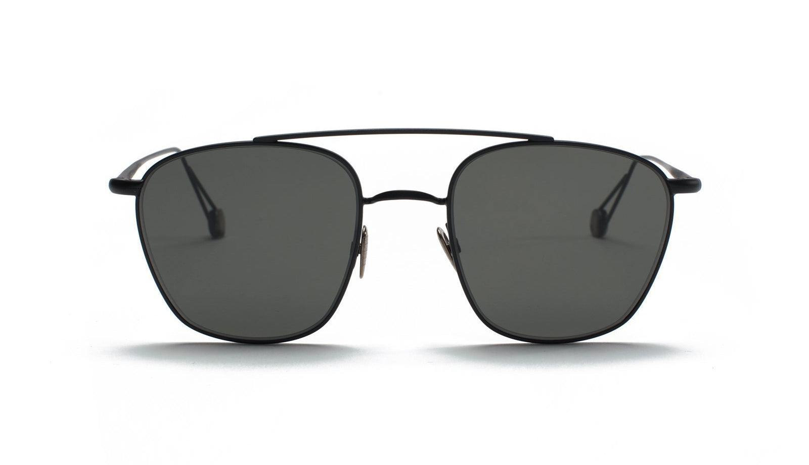 Ahlem Place de l'Ecole Sunglasses Black
