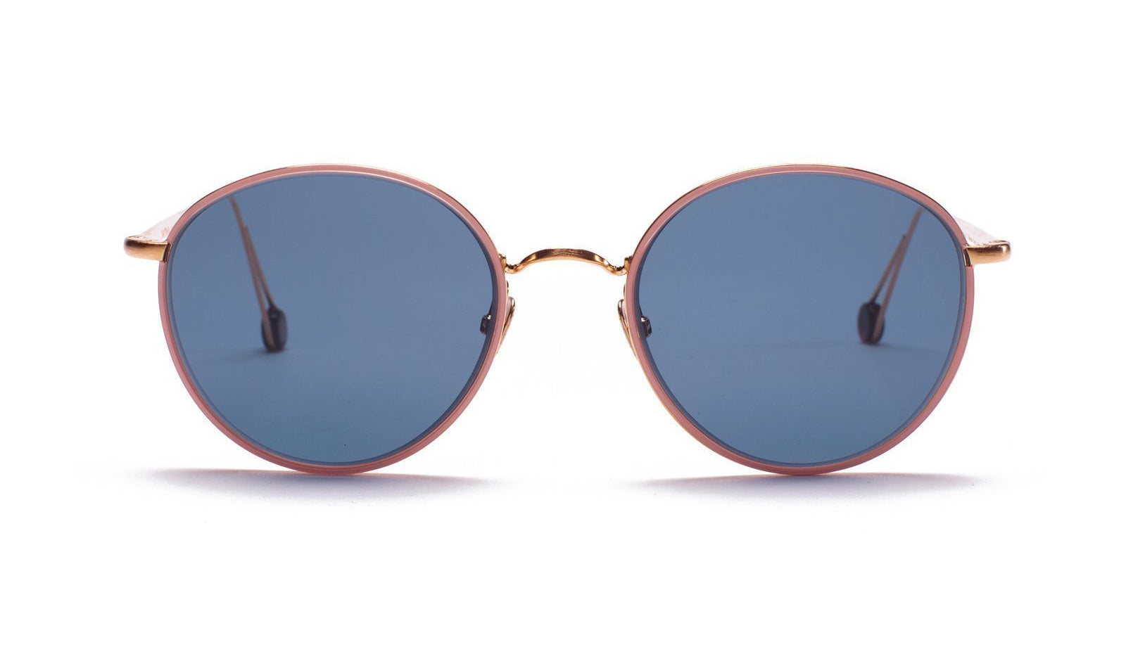 Ahlem Place de la Madeleine Sunglasses Rose Gold Windsor