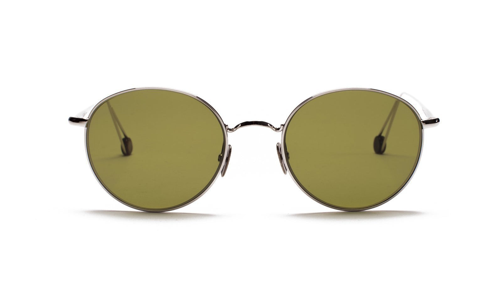 Ahlem Place de l'Opera Sunglasses White Gold