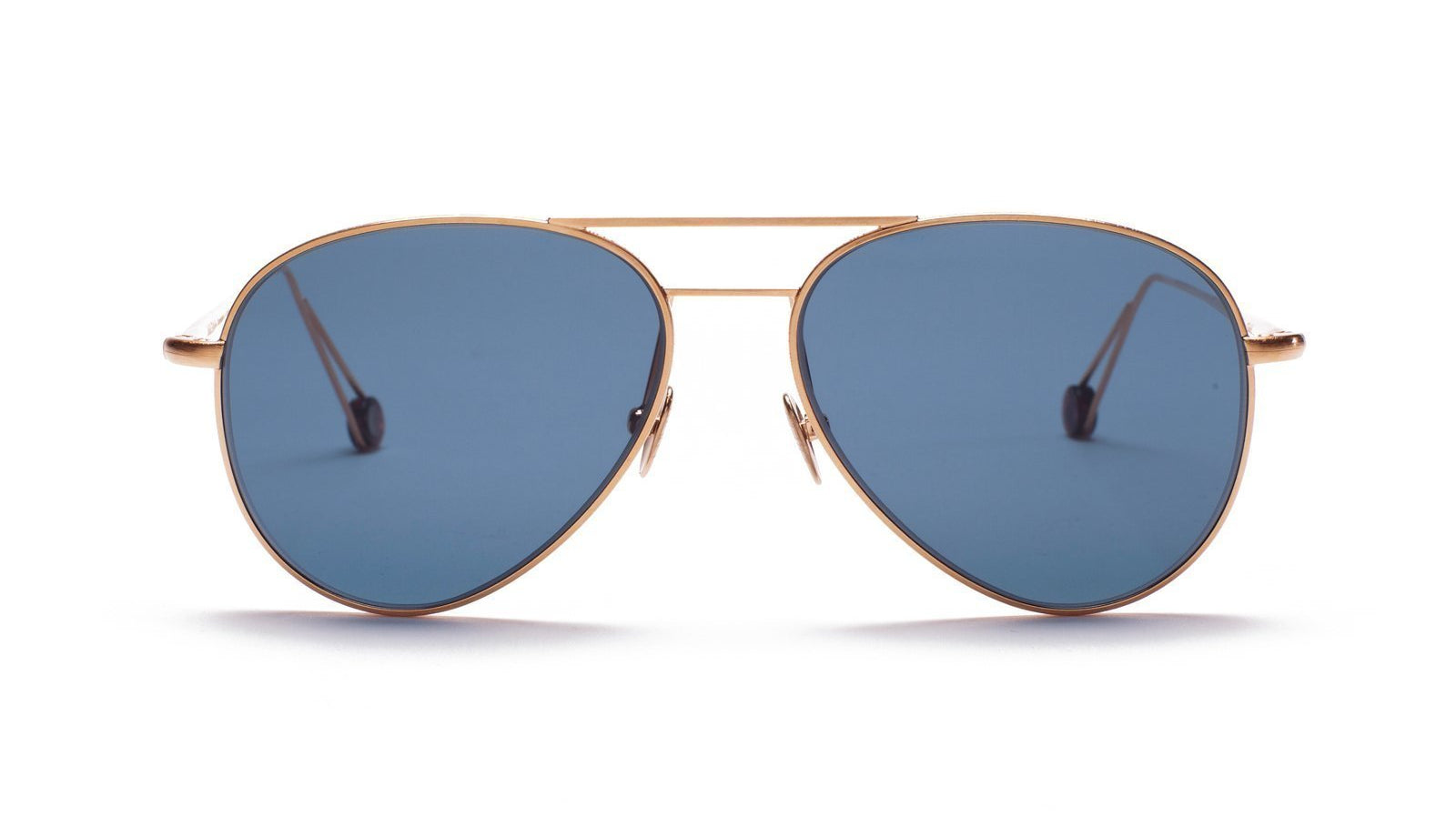 Ahlem Pantheon Sunglasses Rose Gold
