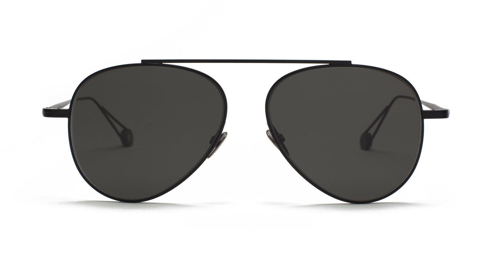 Ahlem Place de la Republique Sunglasses Black