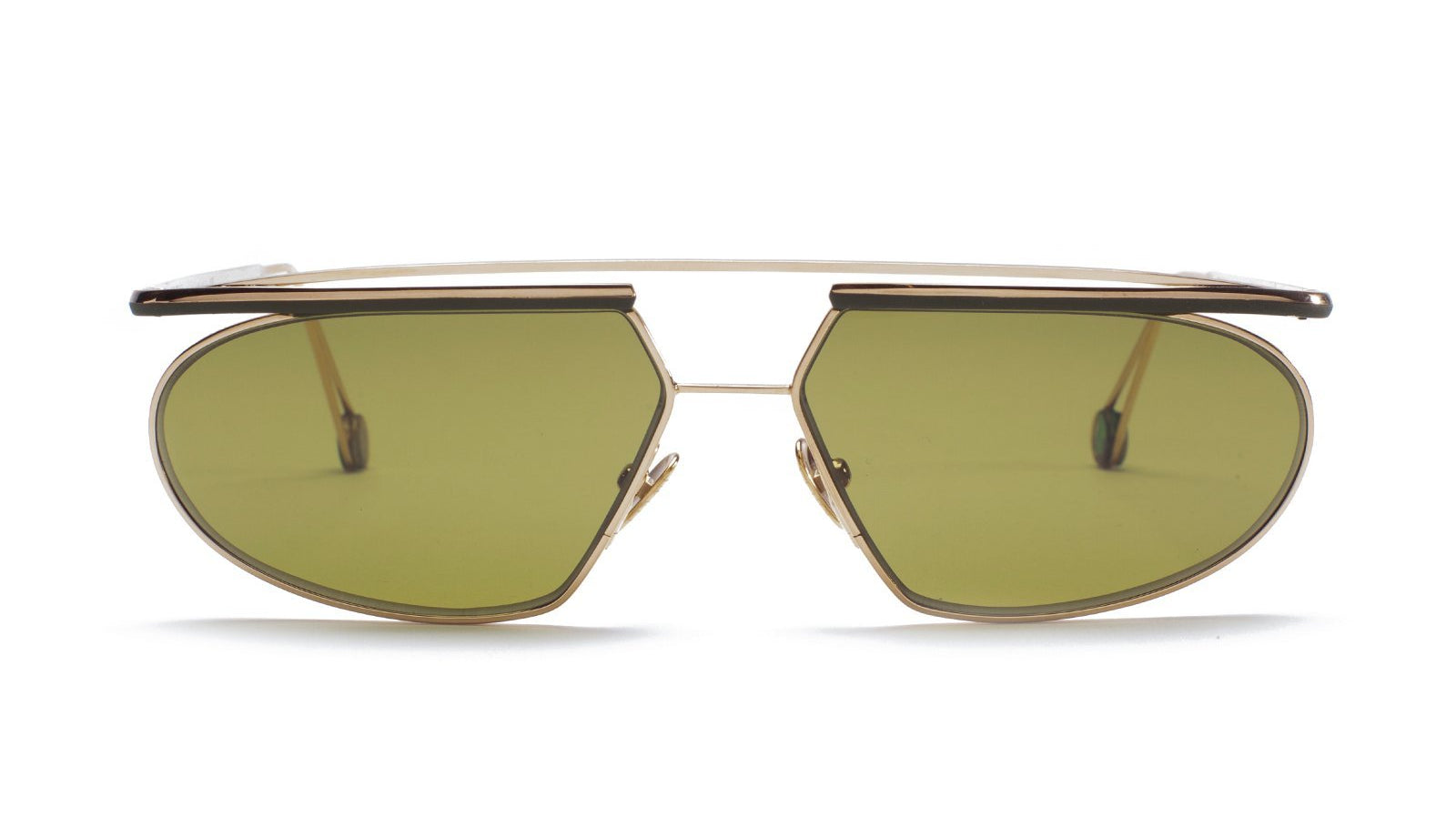 Ahlem Place Tokyo Sunglasses Champagne