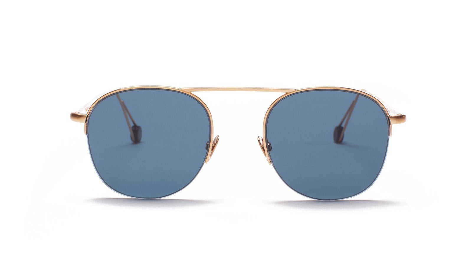 Ahlem Voltaire Sunglasses Rose Gold