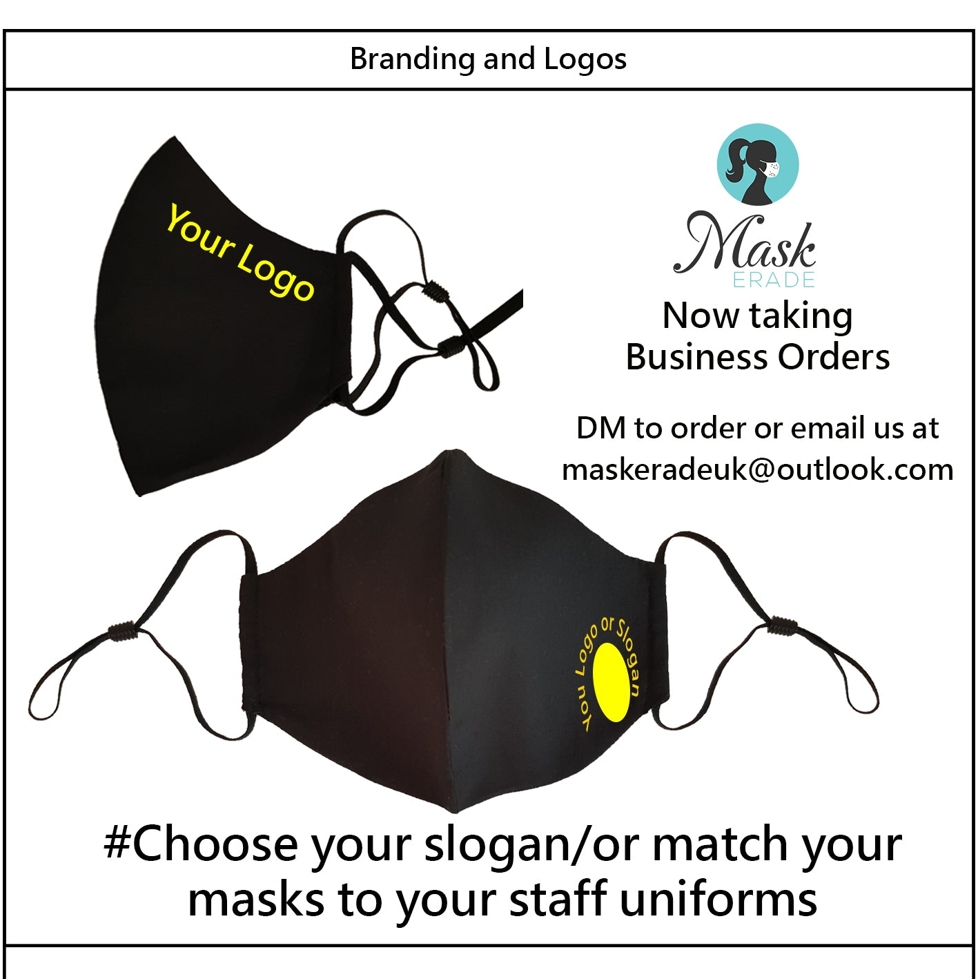 Customise Your Mask