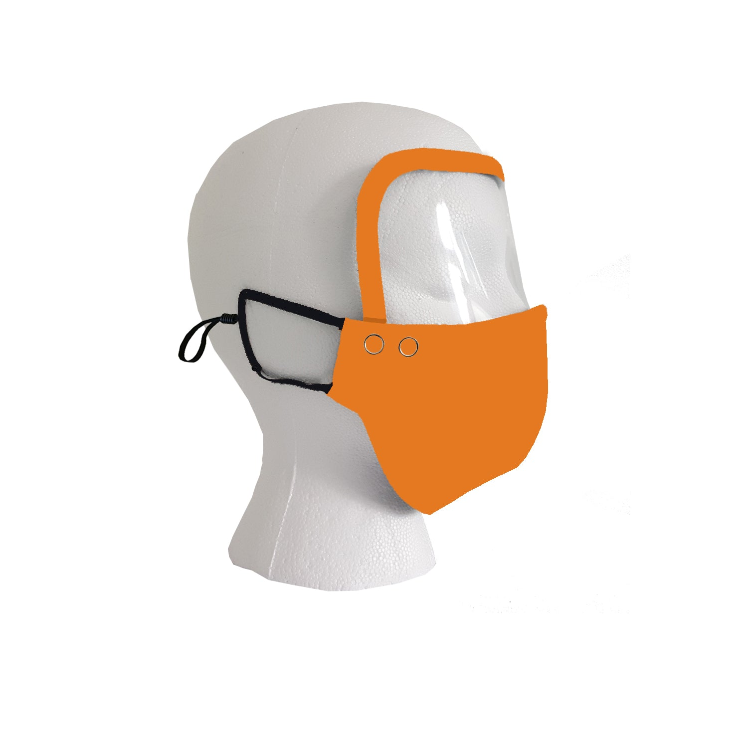 Masks with Shield- (Kids 7-12)