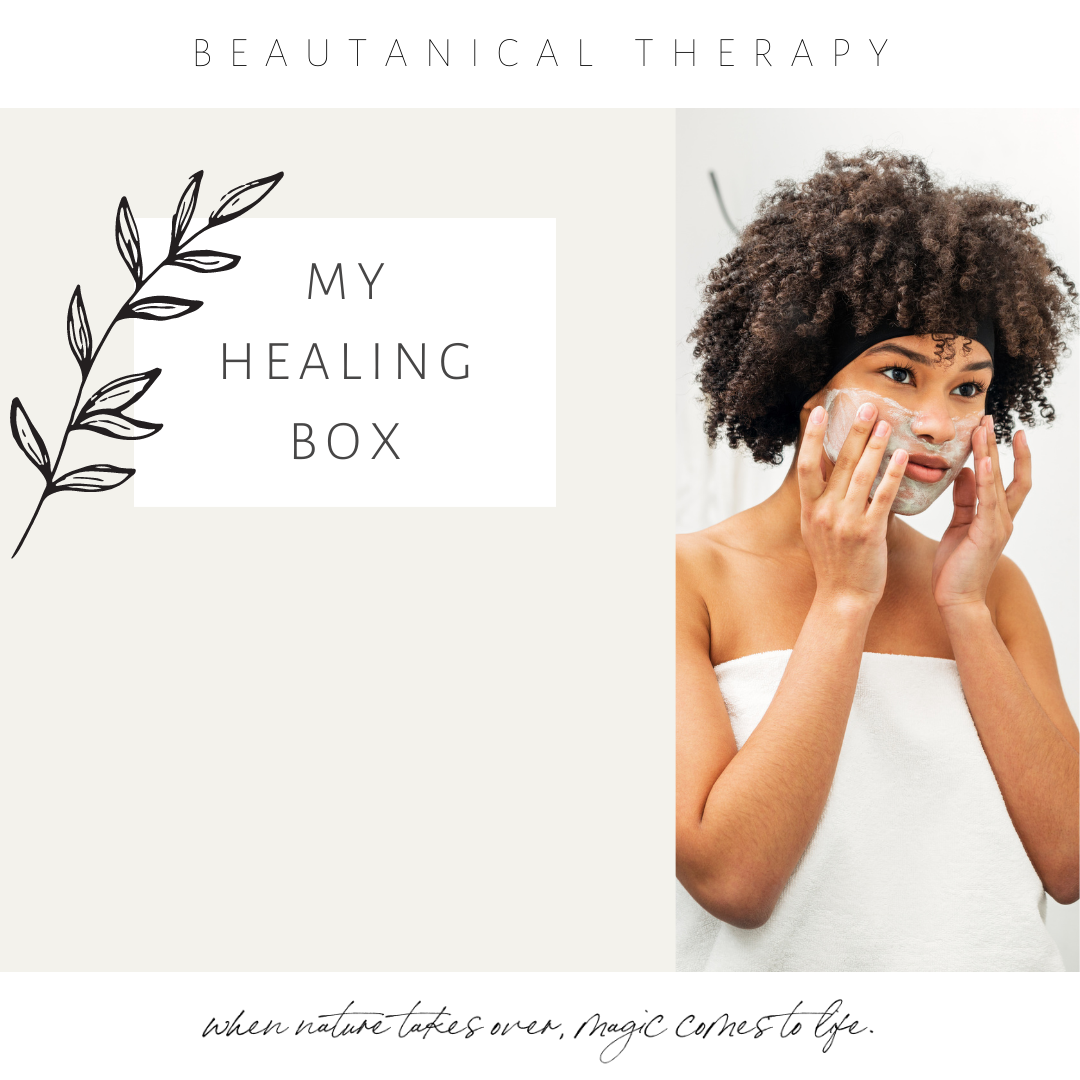 Beautanical Therapy Healing Box