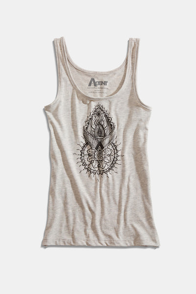 Small Crest Jersey Tank