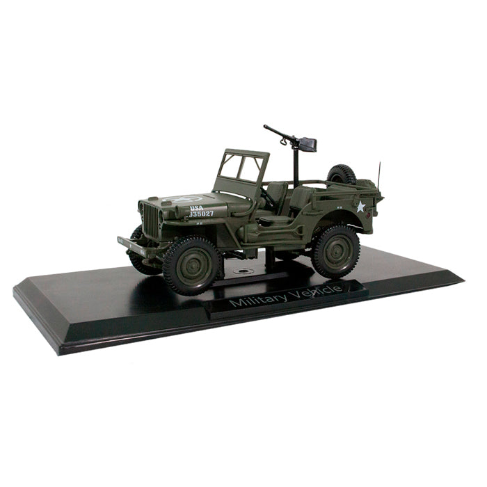 CARRO JEEP WILLYS 19