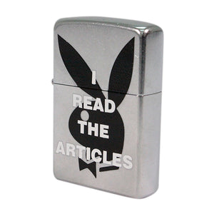 Encendedor Zippo Play Boy Read Articles