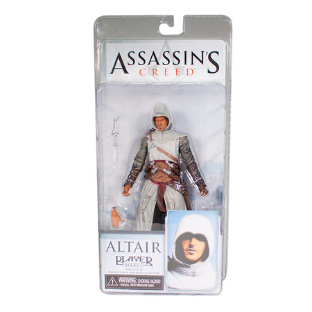 MUÑECO COLECCIONABLE ASSASSINS CREED PLAYER SELECT