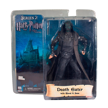 MUÑECO COLECCIONABLE HARRY POTTER SERIES 2 DEATH EATER