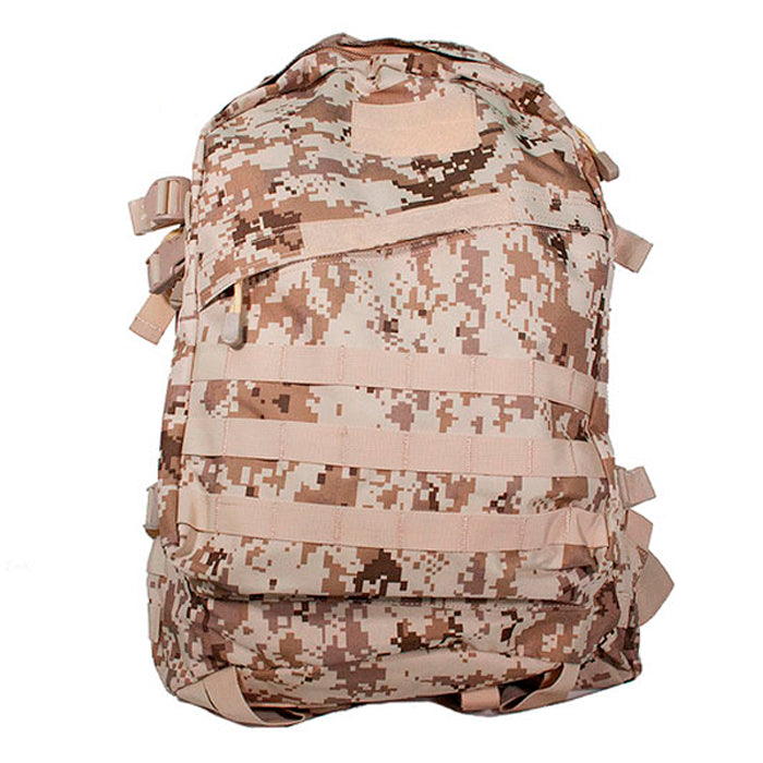 Morral mediano camo digital