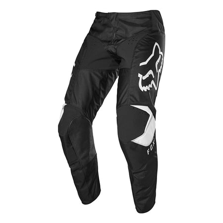 PANTALON FOX 180 PRIX NEGRO BLANCO