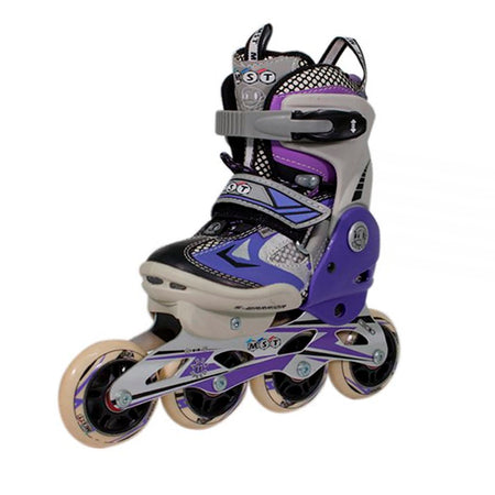 Patines MTS S-Warrior Air Flow morado