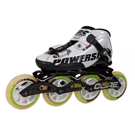 Patines Power Slide PS 51.13 Core Triple X blanco