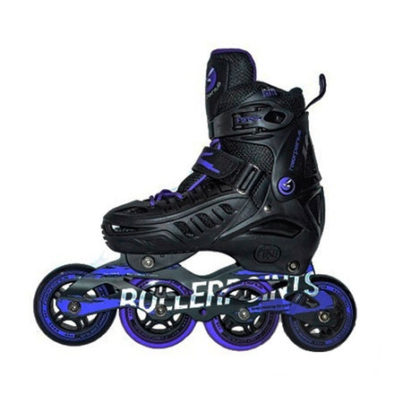 Patines Roller Points Forest Negro-morado