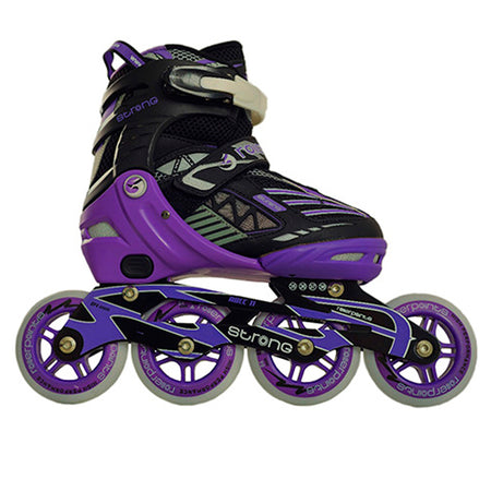 Patines Roller Points Strong Morado