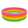 Piscina Inflable Sunset 168 x 49 cm, 4 aros - Intex 56441NP