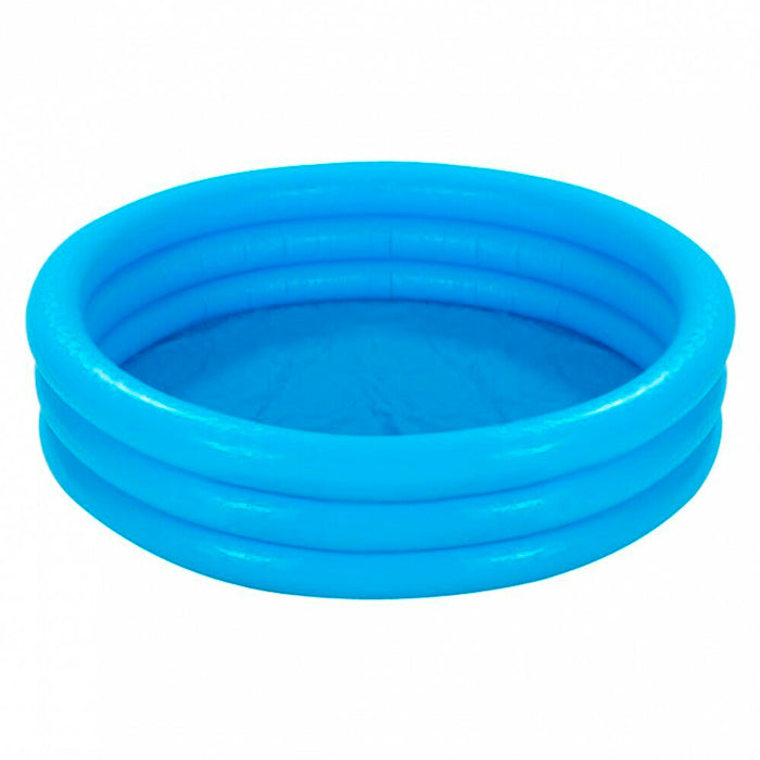 Piscina inflable 3 aros 168x38cm - Azul Intex 58446NP