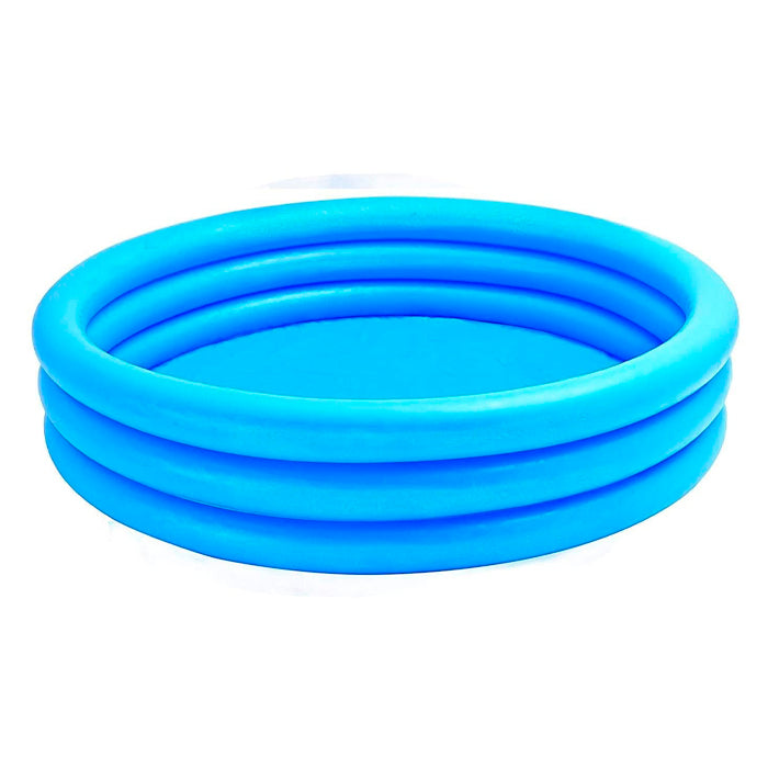 Piscina inflable 3 aros 147x33cm - Azul Intex  58426NP