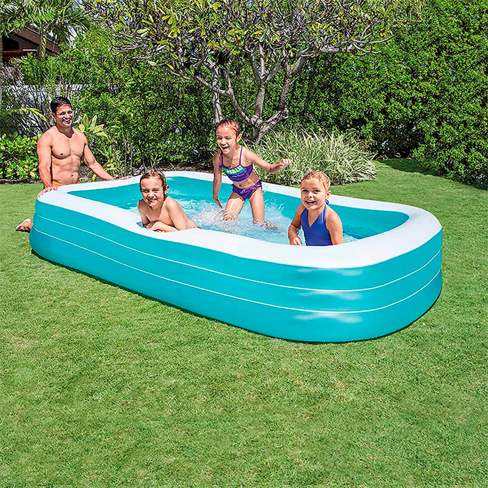 Piscina inflable rectangular 305x183x56 Intex 58484NP