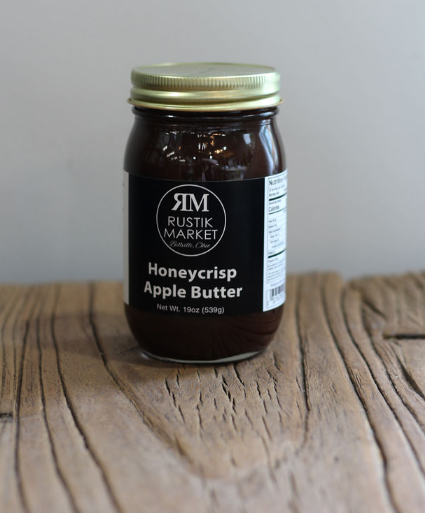 Honeycrisp Apple Butter