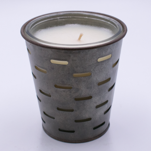 Hearth Olive Bucket Fragrance Candle