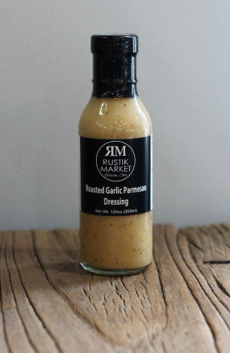 Roasted Garlic Parmesan Dressing