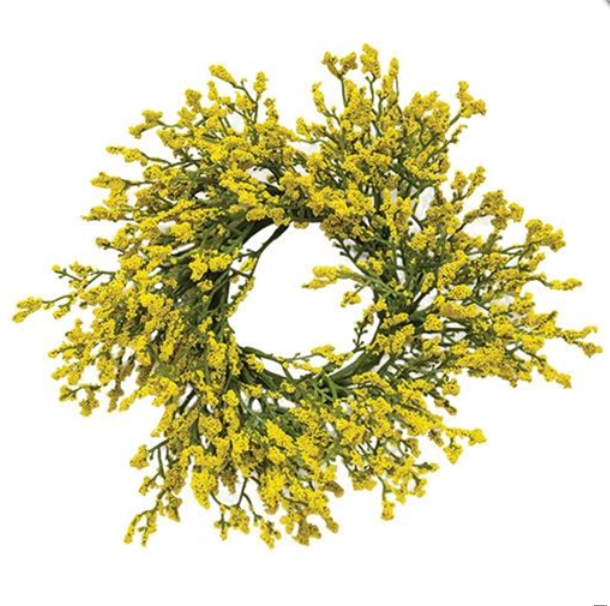 Yellow Astilbe Ring