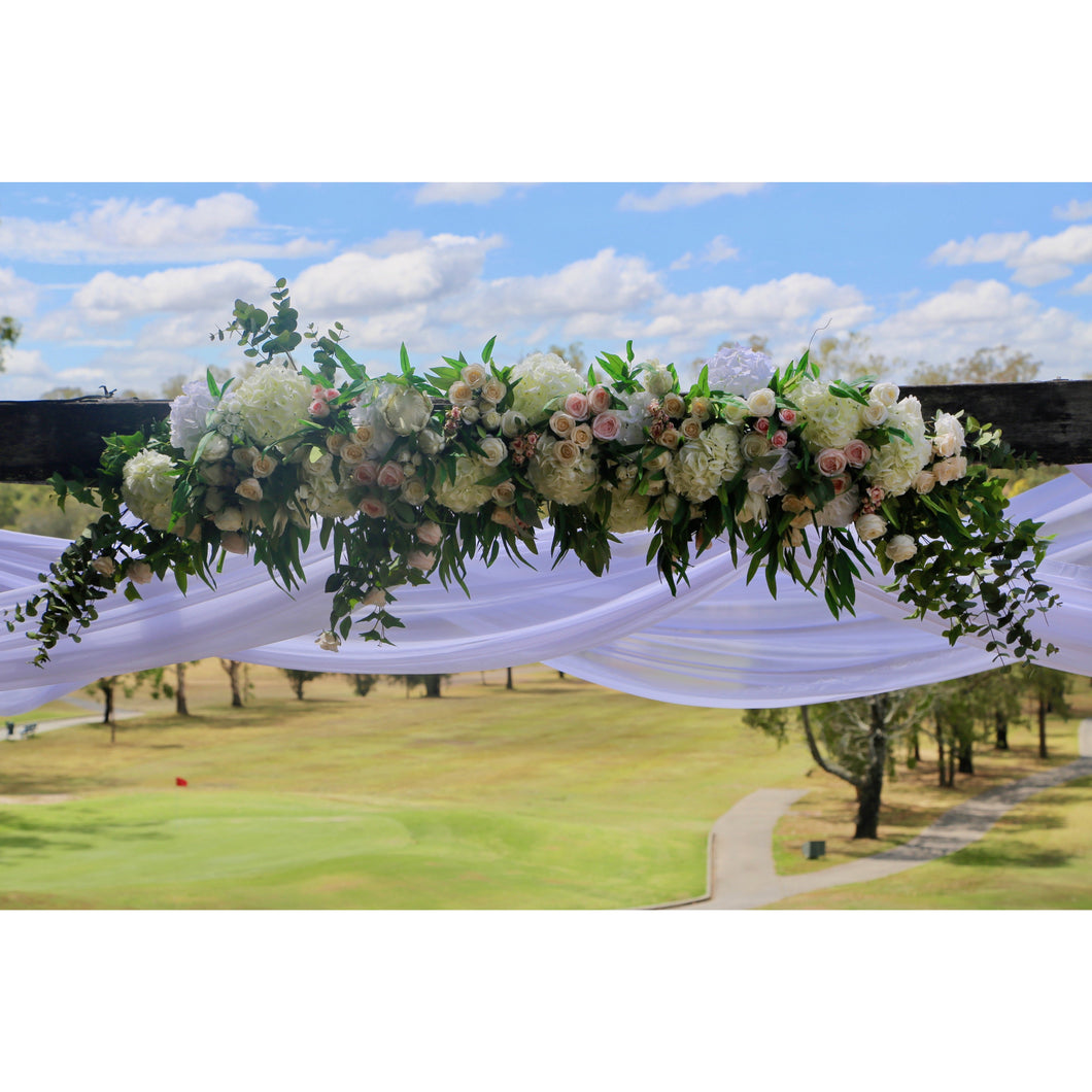 Arbour Floral Arrangement Hire Brisbane | Dianna-Lynn Decor