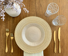 Load image into Gallery viewer, Classic Style, Gold Cutlery Hire | Brisbane Cutlery | Gold Cutlery Brisbane | Tableware Brisbane | LANE 88
