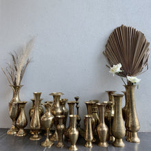 Load image into Gallery viewer, Brass Vase - Hire | LANE 88