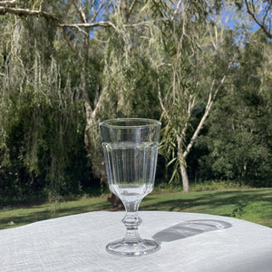 Glass Wine Goblet Hire
