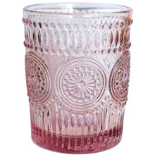 Load image into Gallery viewer, Pink Glass Tumbler Hire - Glassware Hire Brisbane | LANE 88